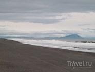 Вулканический пляж, Камчатка