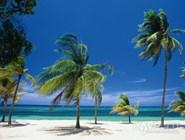 Белый песчаный пляж, Варадеро, Куба