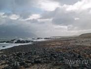 Песчано-галечный пляж, Исландия