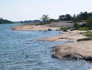 Каменный берег, Аландские острова, Финляндия