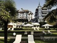 Травяной пляж, отель в Швейцарии