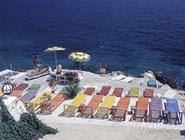Пляж курорта Каш, Турция