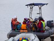 Эскурсия на лодке