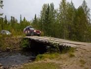 Деревянный мост, Карелия