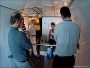 Тренировка бортпроводников