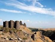 Cтаринная крепость Амберд