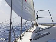 Лодки, море, ветер, паруса
