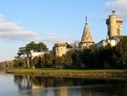 Замок в Лаксенбурге