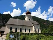 Приходская церковь в Дёбриах