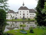 Замок Rothenturn в Spittal an der Drau