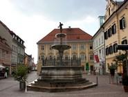 Hauptplatz в Санкт-Файт-ан-дер-Глане