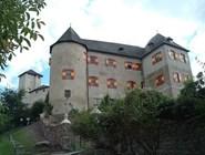 Замок Кровавой графини в городке Локкенхаус