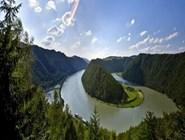 Пейзажи Верхней Австрии