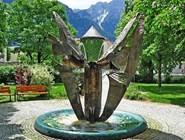 Фонтан в Stadtpark