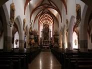Интерьер церкви Св. Стефана