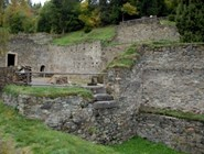 Руины римского Вирунума