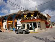 В Городка Puerto Morelos