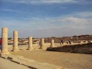 Останки древнего города