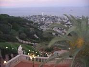 Вид на город из Карамель-центра
