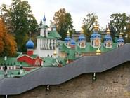 Храмы Псково-Печерского монастыря