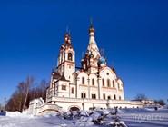 Церковь Казанской иконы Богоматери в Долгопрудном
