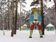 Детский парк в Красногорске