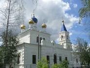 Спасо-Преображенский храм в селе Андреевские Выселки