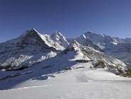 Пейзажи Бернских Альп