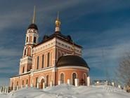 Храм в Пермском крае