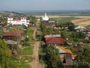 Деревня в Пермском крае