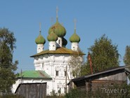 Храм в Ныробе