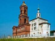 Церковь в селе Вильгорт