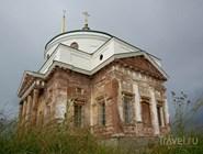 Никольский храм в селе Усолье