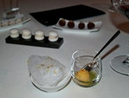 The Restaurant: десерт