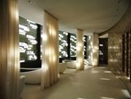Комната отдыха в Dolder Grand Spa