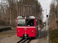 Вагончинк Dolderbahn