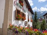 Chesa Veglia и Badrutt's Palace Hotel