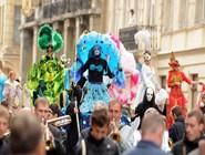 Уличный карнавал