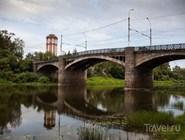 Мост через реку Вологда
