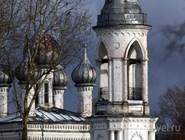 Церковь в Вологде