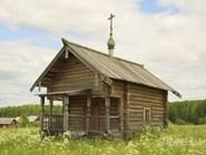Музей деревянного зодчества в Семенково