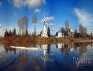 Весна в Вологде