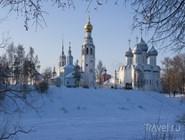 Вологодские церкви