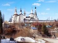 Города России: Ферапонтово