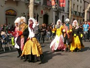 Карнавал в Виланова-и-ла-Жельтру