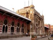 Здание вокзала Сиркеджи