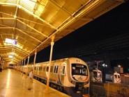 Поезд Стамбул - Салоники