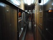 Обычный советский вагон