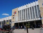 Салоники, вокзал