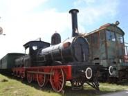 Музей старых паровозов